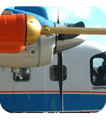 This aircraft was modified  using design procedures provided by Aerosynergy.